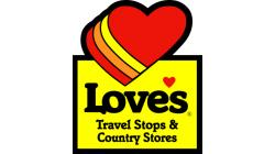 Loves Travel Stops & Country Stores Logo