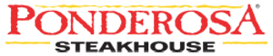 Ponderosa Steakhouse Logo